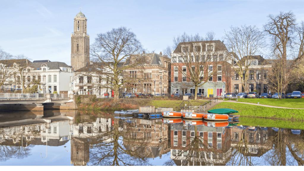 Zwolle helpt statushouders met het vinden van werk